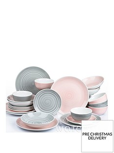 waterside-pink-and-grey-spin-wash-dinner-service-24-piece-set
