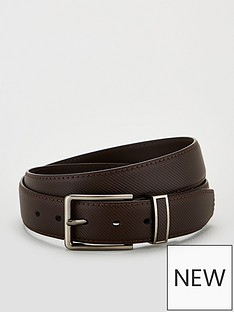 v-by-very-brown-smart-belt