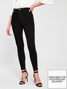 miss-selfridge-steffi-supersoft-jeans-black