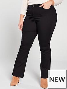 monsoon-curve-nieve-bootcut-jeans-black