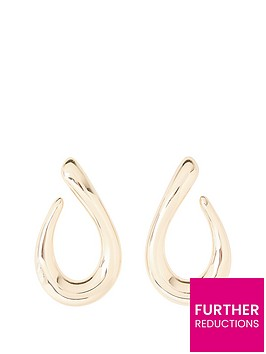 river-island-chunky-hoop-earrings-gold