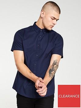 very-man-oxford-shirt-navy-blue