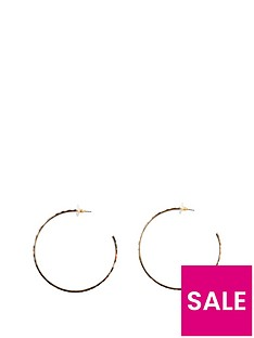 river-island-river-island-printed-oversized-hoops-leopard