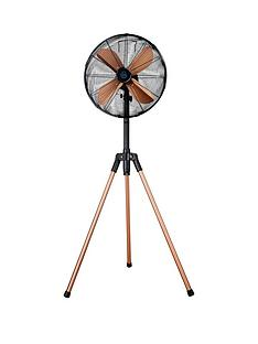 swan-16-inch-copper-black-tripod-fan