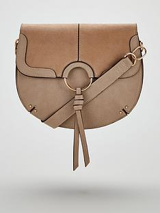 v-by-very-paris-tassel-saddle-bag-taupe