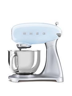Smeg SMF02PB Stand Mixer - Pastel Blue