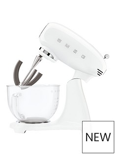 smeg-white-50s-style-stand-mixer-with-glass-bowl