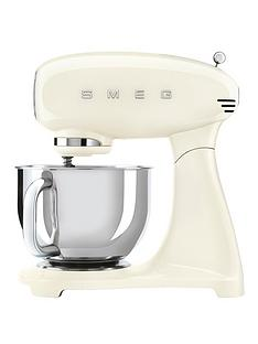 Smeg Cream 50s Style Stand Mixer (Full Colour)