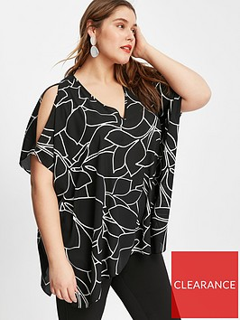 evans-black-contrast-cape-top