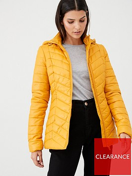 v-by-very-ultra-shiny-padded-jacket-mustard