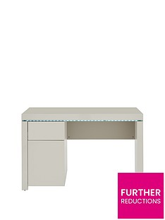 arctic-high-gloss-desk-with-led-strip-lightsnbsp--grey