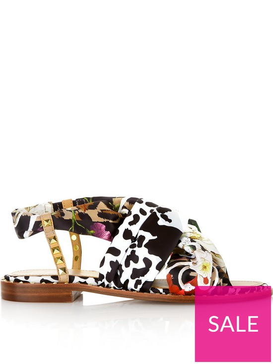 45785a495ca55 ASH Playa Fabric And Stud Sandals - Multicolour | very.co.uk