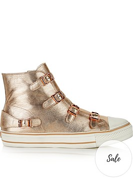 ash-virgin-high-top-buckle-metallic-trainers-rose-gold