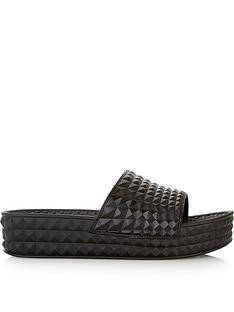 ash-scream-double-sole-sliders-black
