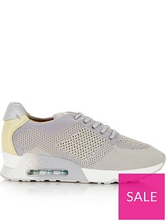 ash-lucky-knitted-bubble-sole-trainers--nbspgreyyellow
