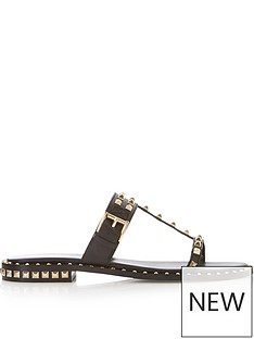 ash-prince-stud-detail-sliders-black