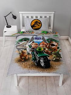 lego-nbspjurassic-world-dinosaur-reversible-single-duvet-cover-set