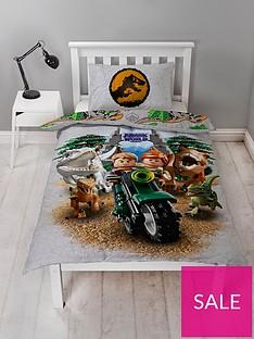 lego-nbspjurassic-world-dinosaur-reversible-single-duvet-cover-set