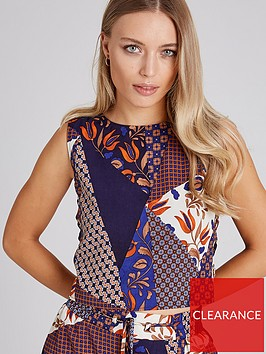 girls-on-film-girls-on-film-printed-eyelet-lace-up-side-detail-top