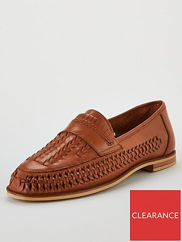 office-leytonnbspweave-loafer-tan