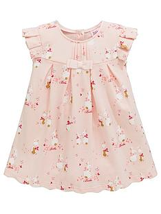 55688abf1 Baker by Ted Baker Baby Girls Bunies Dress And Headband