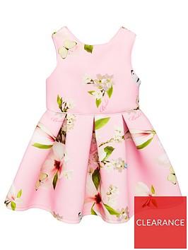 baker-by-ted-baker-girls-harmony-scuba-dress-light-pink