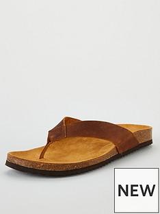 office-darwin-thong-sandal-brown