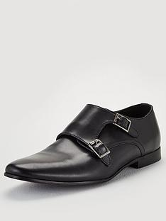 office-fox-monk-buckle-shoe
