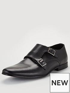 office-fox-monk-buckle-shoe