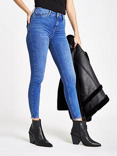 river-island-river-island-mid-rise-molly-jegging-light-blue