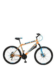 Boss Cycles Boss Vortex Steel Mens Mountain Bike 18 inch Frame