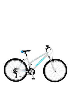 Falcon Falcon Orchid Womens Bike 17 inch Frame 26 inch Wheel Comfort Mountain Bike