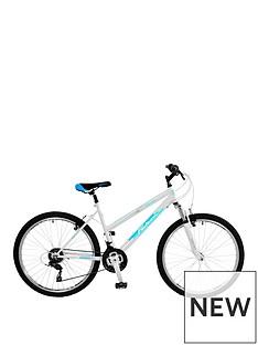 Falcon Falcon Orchid Womens Bike 17 inch Frame 26 inch Wheel Comfort Mountain Bike