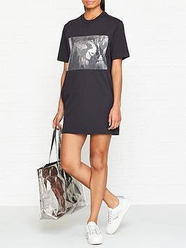 coach-disney-xnbspcoach-sequin-bambi-short-sleeve-sweatshirtnbspdress-black