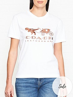 coach-rexy-logo-t-shirt-white