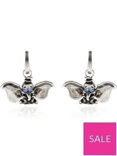 coach-disney-x-coach-dumbo-huggie-earringsnbsp--silver