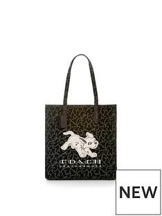 coach-disney-xnbspcoach-dalmatian-tote-bag-olive