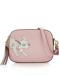 coach-disney-xnbspcoach-dalmatian-camera-bag-pink