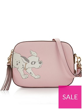 coach-disney-xnbspcoach-dalmatian-camera-bag-pink