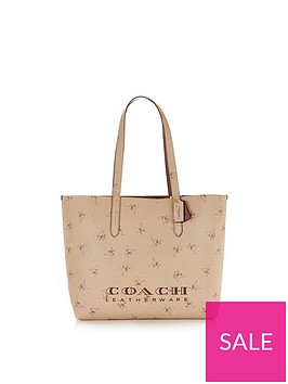coach-floral-print-leather-tote-bag-cream