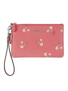 coach-floral-bow-wristlet-pink