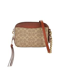 coach-canvas-signature-cross-body-camera-bag-tan