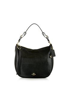 coach-sutton-double-strap-slouched-cross-body-hobo-bag-black