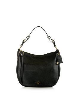 coach-sutton-double-strap-slouched-cross-body-hobo-bag-black