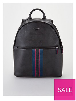 ted-baker-webbing-backpack