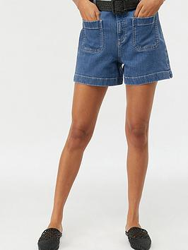monsoon-kyra-denim-shorts-blue