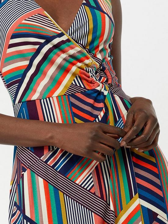 6df7ff0693 ... Monsoon Siani Print Maxi Dress - Navy. View larger