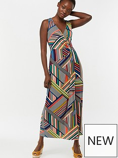 monsoon-siani-print-maxi-dress-shorter-length-navy