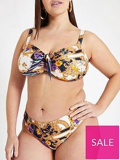 ri-plus-scarf-print-bikini-top-navy