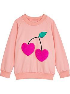 wauw-capow-by-bang-bang-copenhagen-girls-frutti-cherrynbspsweatshirt